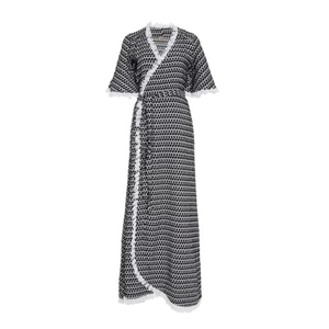Medium wrap dress