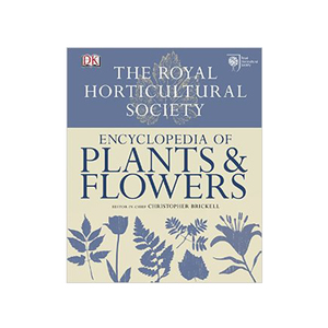 Medium amazon rhs encyclopedia of plants and flowers by christopher brickell