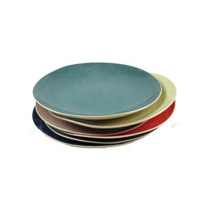 Medium brickett davda dinner plate black bough
