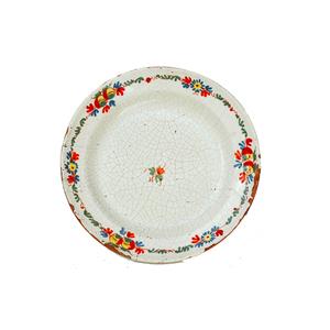 Medium plato del siglo xviii  alcora  castello n   populartsevilla
