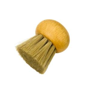 Medium redecker mushroom brush