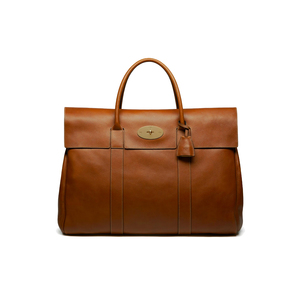 Medium piccadilly oak natural leather