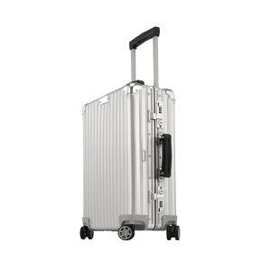 Medium rimowa classic 4 wheeled cabin suitcase selfridges