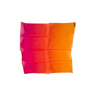 Medium silk gavroche scarf  vestiaire collective