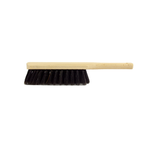 Medium andree jardin hand brush black silk