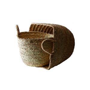 Medium handwoven moroccan basket food52
