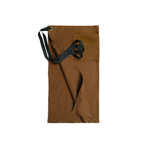 Medium waist apron with pocket labour and wait