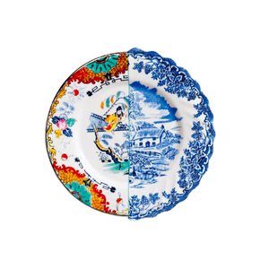 Medium seletti hybrid   dessert plate valdrada amazon