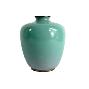 Medium german pottery  mid ccentury  vintage turquoise ceramic vase etsy