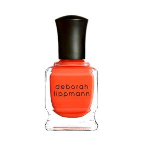 Medium deborah lippmann ducthc orange liberty