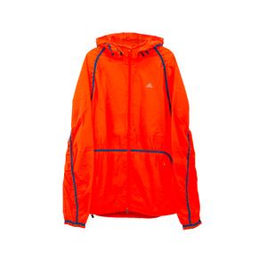 Medium adidas kolor woven jacket orange concrete amsterdam