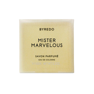 Medium mister marvelous cologne soap bar byredo