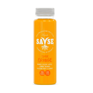 Medium savse super orange juice planet organic