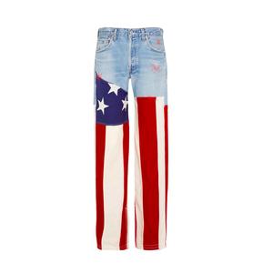 Medium ronald van der kemp j.m guys patchwork lowrise boyfriend jeans netaporter