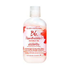 Medium bumble and bumble hairdresser s invisible oil shampoo