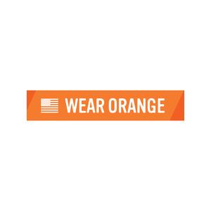 Medium wear orange