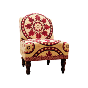 Medium arjumandsworld ottoman little chair