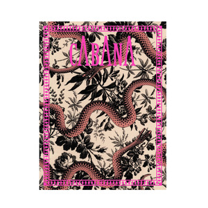 Medium special collector s edition cabana issue five in collaboration with gucci