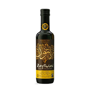 Medium zaytoun organic fairtrade olive oil  500ml  planet organic