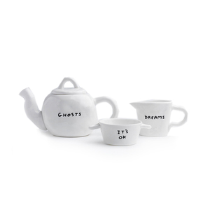 Medium semaine david shringley tea set