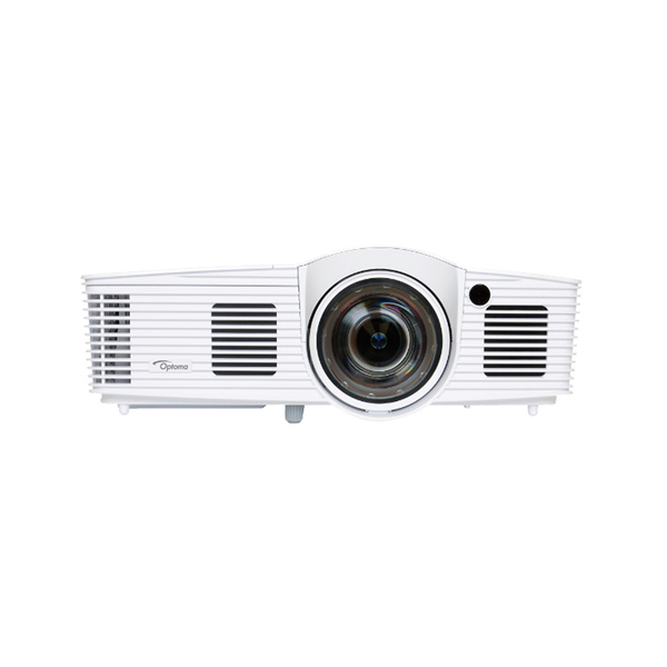 Large optoma gt1080 short throw gaming projector