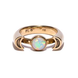 Medium pamela love luna ring