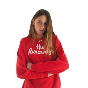 Medium runaways  red sweatshirt