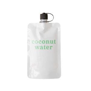 Medium coconut travel flask