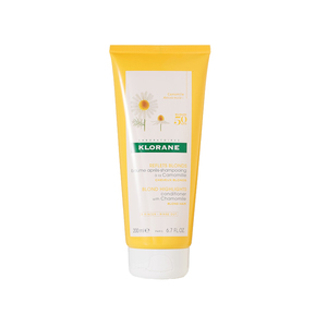 Medium klorane blond highlights conditioner with chamomile  200ml