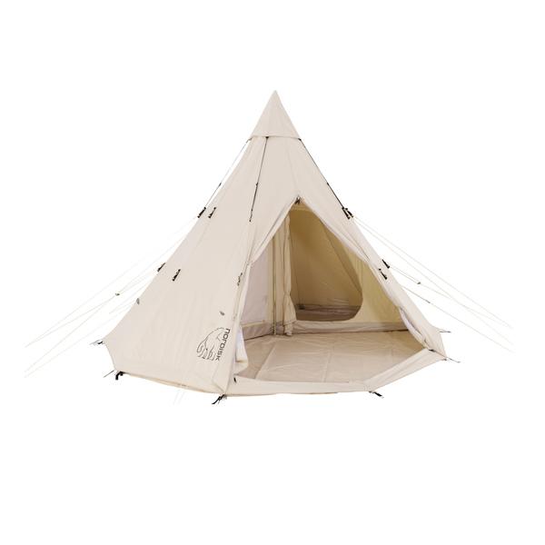 Large nordisk alfheim 19.6 m2 polycotton tent