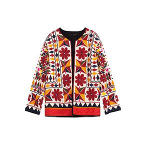 Medium zara hand embroidered blazer