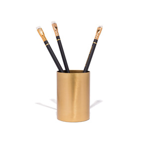 Medium ferm living brass cup