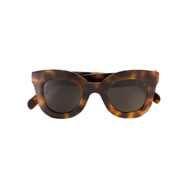 b4f3a9b40bbe CÉLINE - Baby Marta acetate square frame sunglasses - Semaine