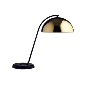 Medium wrong for hay cloche lamp polished brass