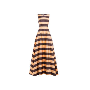 Medium emilia wickstead striped gown