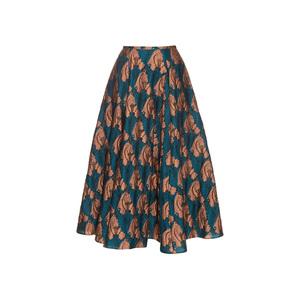 Medium emelia wickstead matches aline skirt