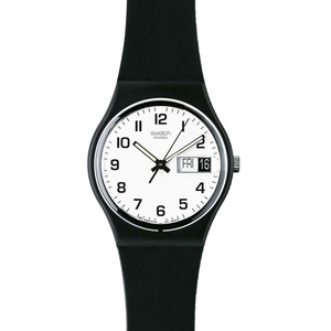 Medium house of watches swatch mens once again watch gb743