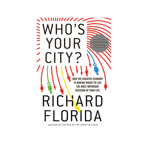 Medium amazon whose your city by richard florida