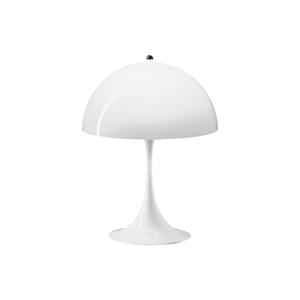 Medium louis poulsen panthella table lamp