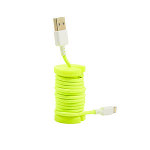 Medium lightning mfi cable yellow