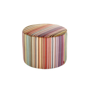 Medium reno pouf missoni home