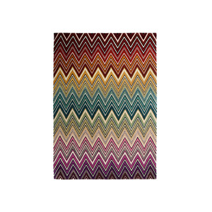 Medium missoni home zigzag rug
