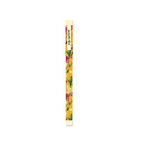 Medium nathalie lete my garden yellow black pen 7321 design