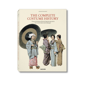 Medium  taschen   the complete costume history by auguste racinet. 59.99