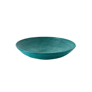 Medium missoni home centrotavola serving dish   turquoise