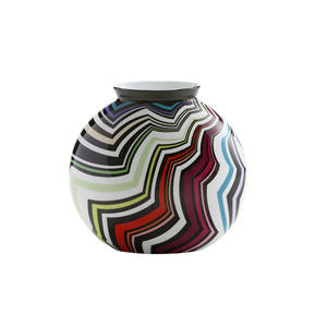 Medium missoni zigo bolla vase pg