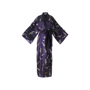 Medium olivia von halle queenie lucia full length silk kimono