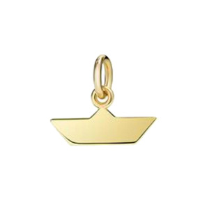 Medium dodo little boat charm