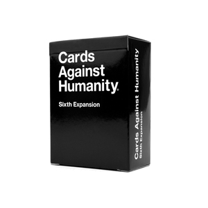 Medium cards against humanity sixth expansion