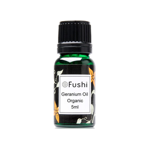 Medium fushi geranium organic essential oil  egypt  5ml